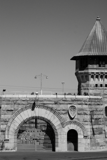 East Gate, Folsom Prison