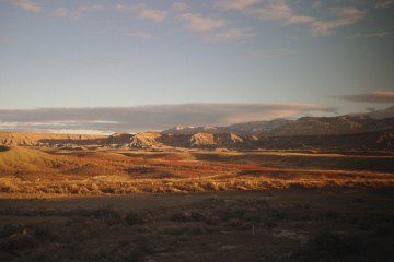 California Zephyr, Utah